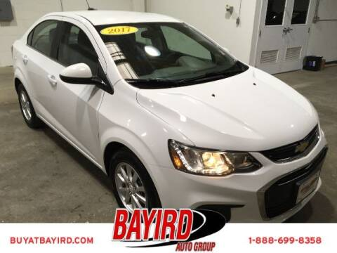 2017 Chevrolet Sonic for sale at Bayird Truck Center in Paragould AR