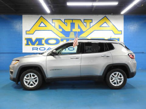 2019 Jeep Compass for sale at ANNA MOTORS, INC. in Detroit MI