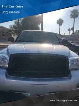 2007 Dodge Dakota for sale at The Car Guys in Tucson AZ