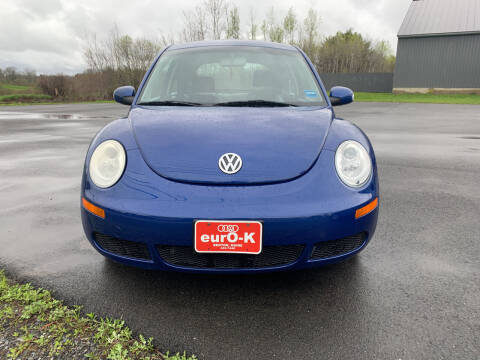 2008 Volkswagen New Beetle for sale at eurO-K in Benton ME