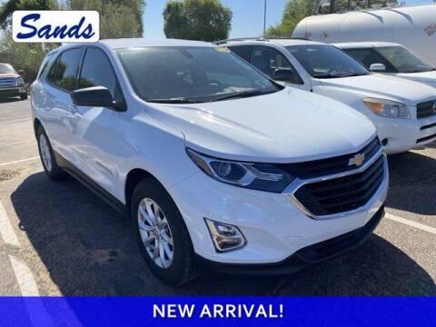 2019 Chevrolet Equinox for sale at Sands Chevrolet in Surprise AZ