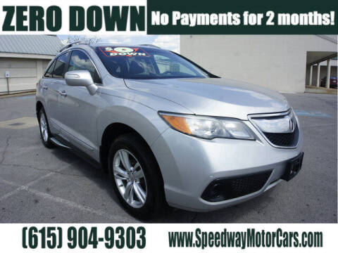 2014 Acura RDX for sale at Speedway Motors in Murfreesboro TN