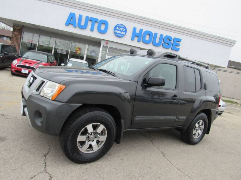 2011 Nissan Xterra for sale at Auto House Motors in Downers Grove IL