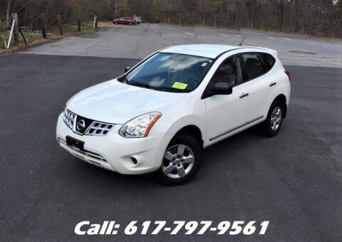 2011 Nissan Rogue for sale at Wheeler Dealer Inc. in Acton MA