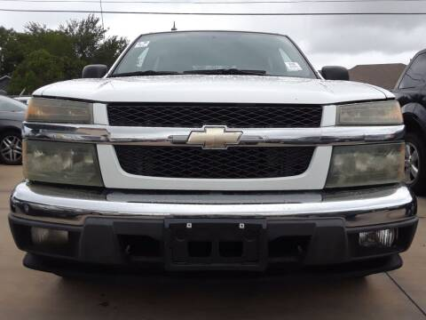 2008 Chevrolet Colorado for sale at Auto Haus Imports in Grand Prairie TX