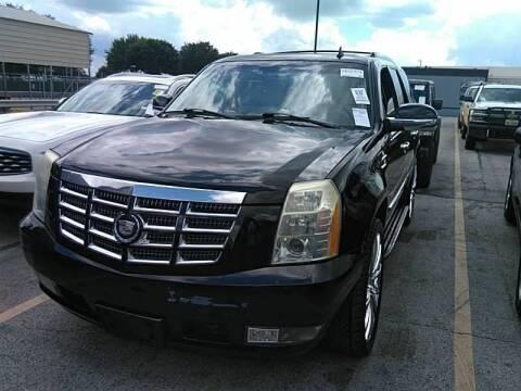 2007 Cadillac Escalade for sale at HERMANOS SANCHEZ AUTO SALES LLC in Dallas TX