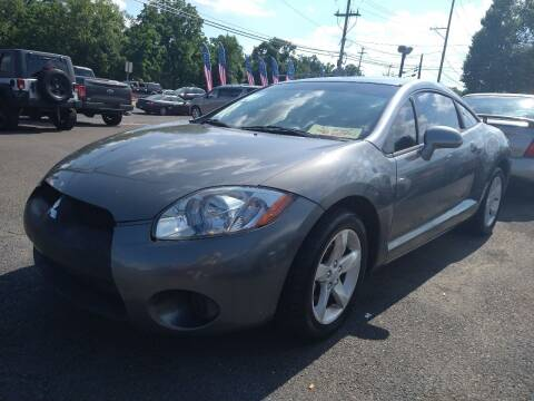 2006 Mitsubishi Eclipse for sale at P J McCafferty Inc in Langhorne PA