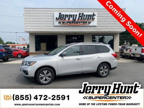 2018 Nissan Pathfinder for sale at Jerry Hunt Supercenter in Lexington NC