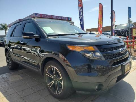 2014 Ford Explorer for sale at CARCO SALES & FINANCE in Chula Vista CA