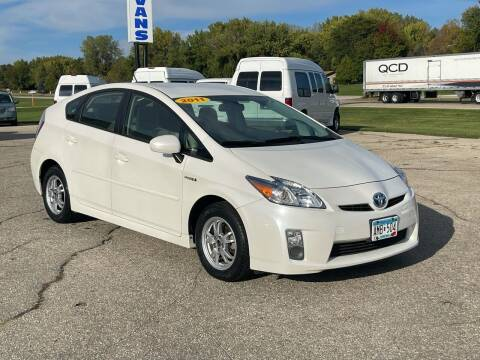 2011 Toyota Prius for sale at Summit Auto & Cycle in Zumbrota MN