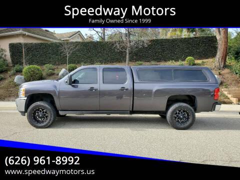 2011 Chevrolet Silverado 2500HD for sale at Speedway Motors in Glendora CA
