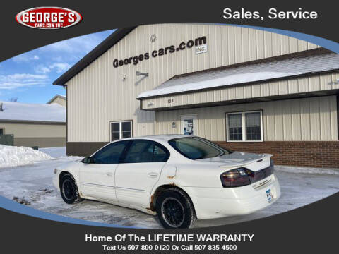 2005 Pontiac Bonneville for sale at GEORGE'S CARS.COM INC in Waseca MN
