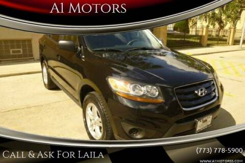 2011 Hyundai Santa Fe for sale at A1 Motors Inc in Chicago IL