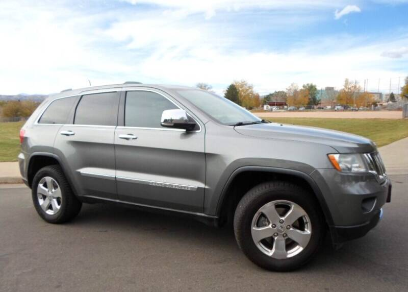2011 Jeep Grand Cherokee 4x4 Limited 4dr SUV - Lakewood CO