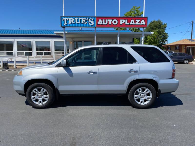 2004 Acura MDX for sale at True's Auto Plaza in Union Gap WA