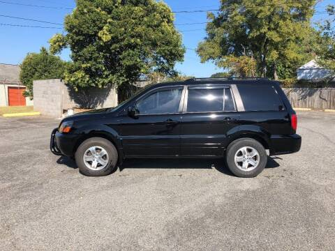 2004 Honda Pilot for sale at Mike's Auto Sales of Charlotte in Charlotte NC
