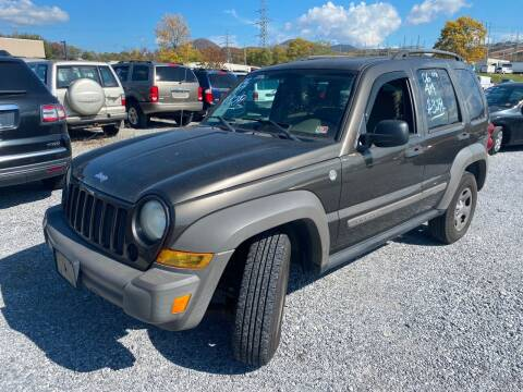 2006 Jeep Liberty for sale at Bailey's Auto Sales in Cloverdale VA