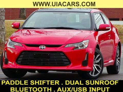 2016 Scion tC for sale at Used Imports Auto - Lawrenceville in Lawrenceville GA