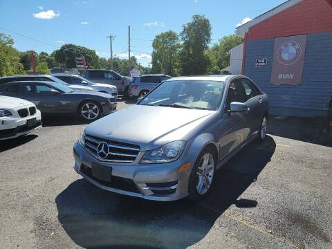 2014 Mercedes-Benz C-Class for sale at Top Quality Auto Sales in Westport MA