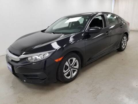 2018 Honda Civic for sale at Kerns Ford Lincoln in Celina OH