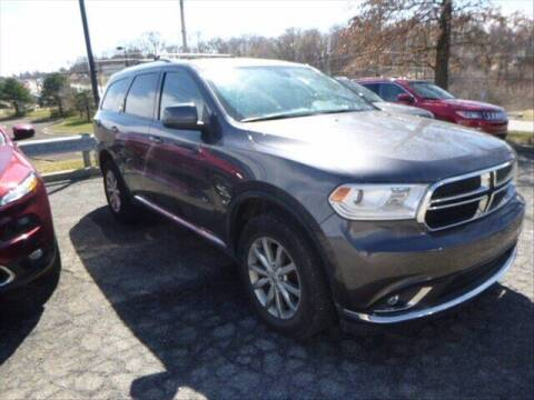 2017 Dodge Durango for sale at Hickory Used Car Superstore in Hickory NC