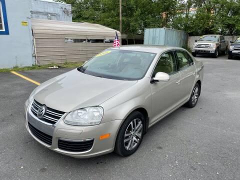 2006 Volkswagen Jetta for sale at Auto Revolution in Charlotte NC