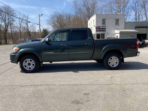 2006 Toyota Tundra for sale at DND AUTO GROUP in Belvidere NJ