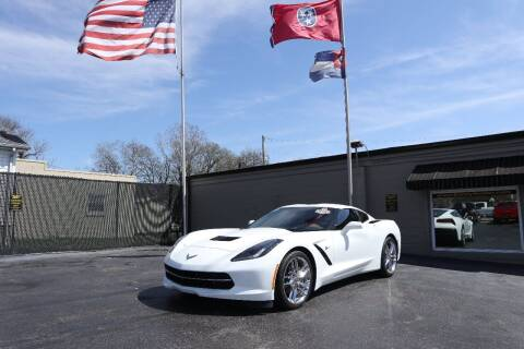 2019 Chevrolet Corvette for sale at Danny Holder Automotive in Ashland City TN