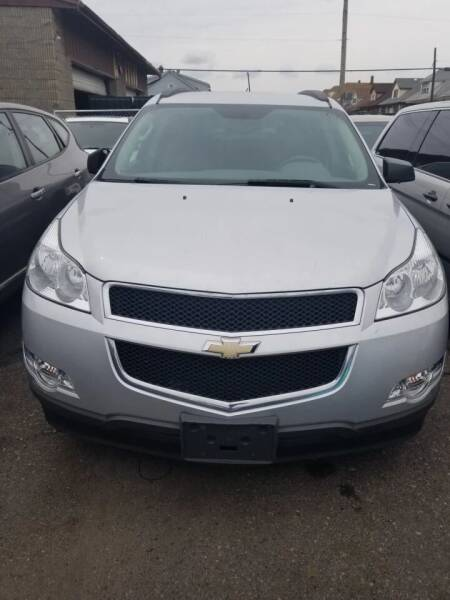 2011 Chevrolet Traverse for sale at The Bengal Auto Sales LLC in Hamtramck MI
