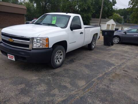 2008 Chevrolet Silverado 1500 for sale at NORTHERN MOTORS INC in Grand Forks ND