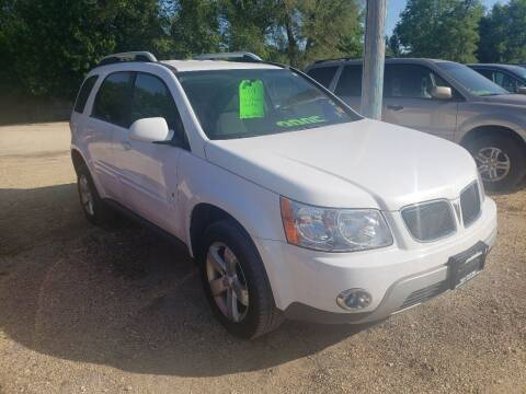 2009 Pontiac Torrent for sale at Northwoods Auto & Truck Sales in Machesney Park IL
