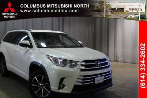 2018 Toyota Highlander for sale at Auto Center of Columbus - Columbus Mitsubishi North in Columbus OH
