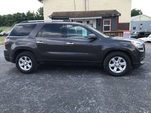 2013 GMC Acadia for sale at PENWAY AUTOMOTIVE in Chambersburg PA