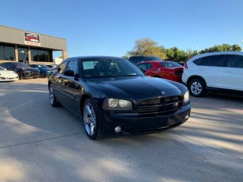 2010 Dodge Charger for sale at KIAN MOTORS INC in Plano TX