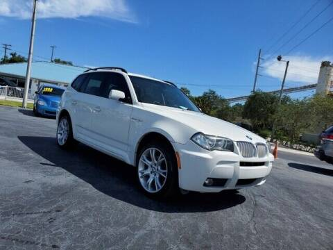 2008 BMW X3 for sale at Select Autos Inc in Fort Pierce FL