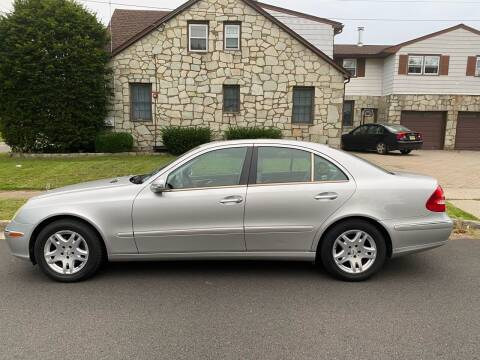 2003 Mercedes-Benz E-Class for sale at Bluesky Auto in Bound Brook NJ