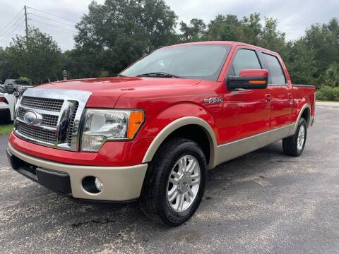 2009 Ford F-150 for sale at Gator Truck Center of Ocala in Ocala FL