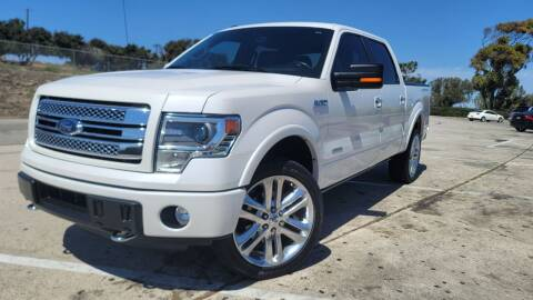 2014 Ford F-150 for sale at L.A. Vice Motors in San Pedro CA
