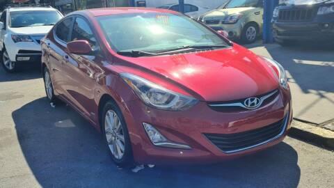 2015 Hyundai Elantra for sale at MOUNT EDEN MOTORS INC in Bronx NY