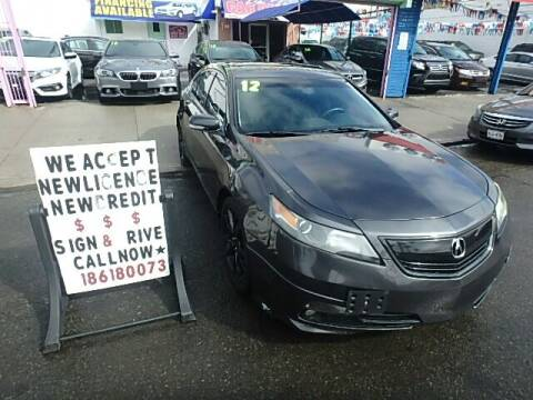 2012 Acura TL for sale at Cedano Auto Mall Inc in Bronx NY