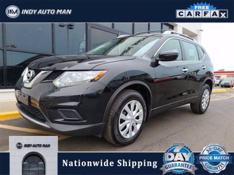 2016 Nissan Rogue for sale at INDY AUTO MAN in Indianapolis IN