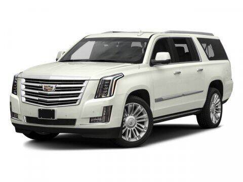 2016 Cadillac Escalade ESV for sale at J T Auto Group in Sanford NC