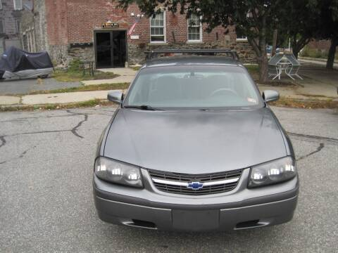 2004 Chevrolet Impala for sale at EBN Auto Sales in Lowell MA