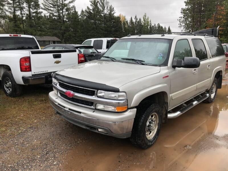 2005 Chevrolet Suburban for sale at Al's Auto Inc. in Bruce Crossing MI