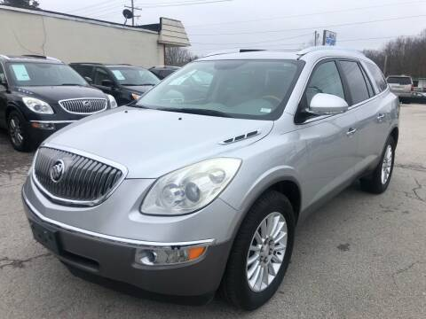 2012 Buick Enclave for sale at Auto Target in O'Fallon MO