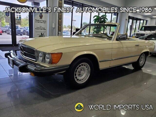 1979 Mercedes-Benz SL-Class for sale in Jacksonville, FL