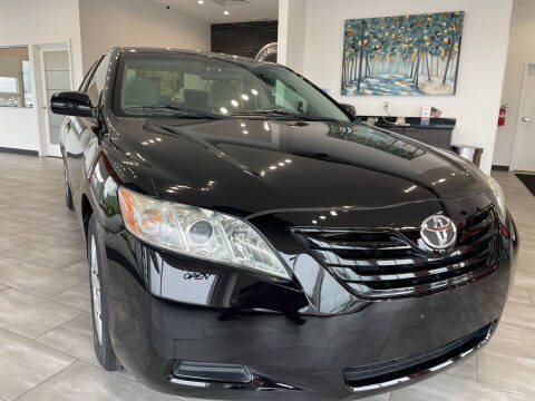 2008 Toyota Camry for sale at Evolution Autos in Whiteland IN