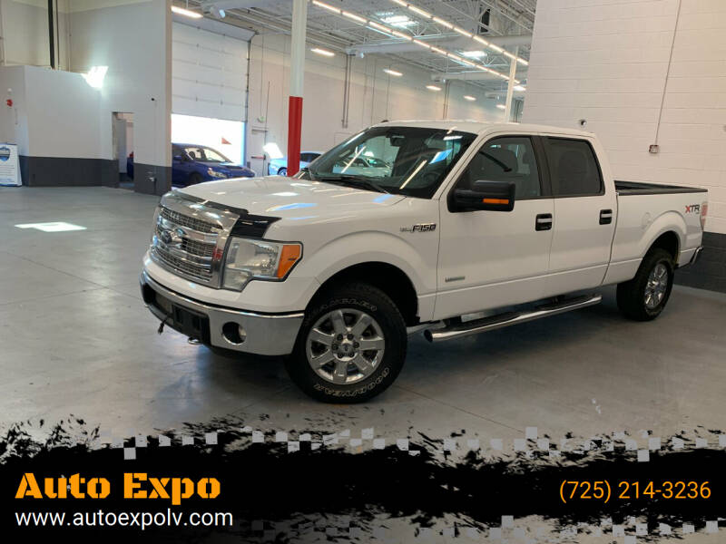 2014 Ford F-150 for sale at Auto Expo in Las Vegas NV