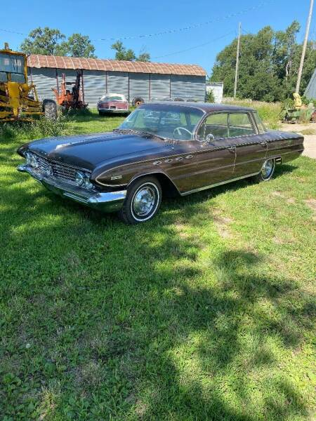 1961 Buick Electra for sale at Wayne Johnson Private Collection in Shenandoah IA