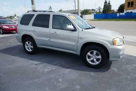 2005 Mazda Tribute for sale at J Linn Motors in Clearwater FL